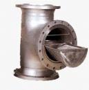 filtres métallique en T strainers