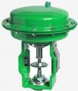 Actionneurs pneumatiques pour vannes de régulation